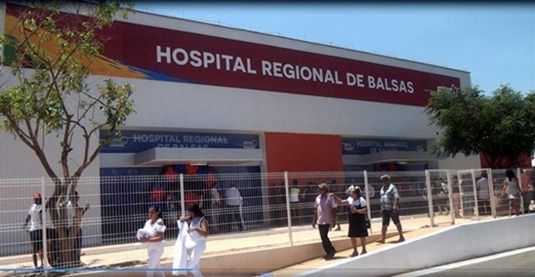 Resultado de imagem para hospital regional de balsas