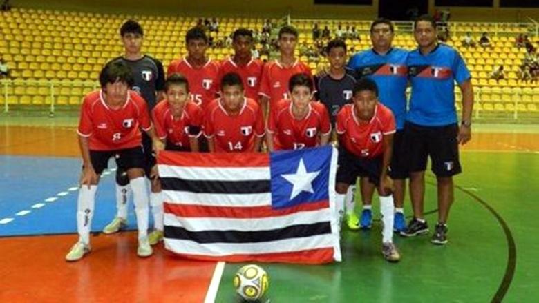 Técnico e jogadores de Balsas são convocados para Seleção Maranhense de Futsal - Diário Sul Maranhense